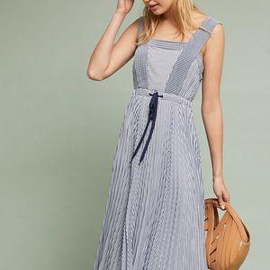 NWOT! Anthropologie Darcy striped maxi dress Sz 6